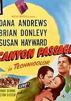 Canyon Passage (1946) plakat