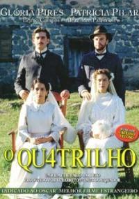 Czworokąt (1995) plakat