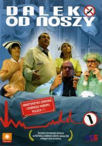 Daleko od noszy (2003) plakat