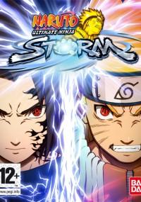 Naruto: Ultimate Ninja Storm (2008) plakat