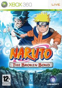 Naruto: The Broken Bond (2008) plakat