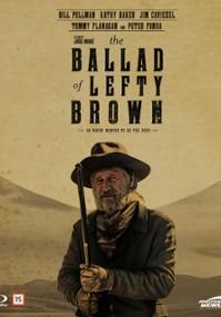 The Ballad of Lefty Brown (2017) plakat