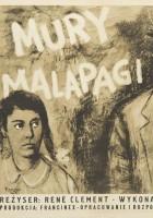 plakat - Mury Malapagi (1949)