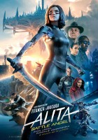 plakat - Alita: Battle Angel (2019)