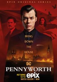Pennyworth (2019) plakat