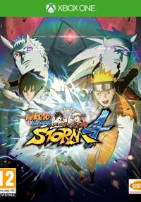Naruto Shippuden: Ultimate Ninja Storm 4 (2016) plakat