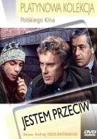 plakat - ...jestem przeciw (1985)