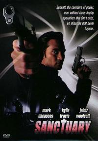 Sanktuarium (1997) plakat