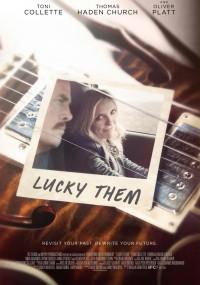 Szczęściarze (2013) plakat