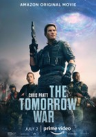 plakat - Wojna o jutro (2021)