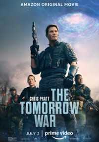 Wojna o jutro (2021) plakat