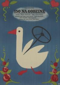 150 na godzinę (1971) plakat