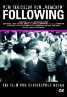plakat - Śledząc (1998)