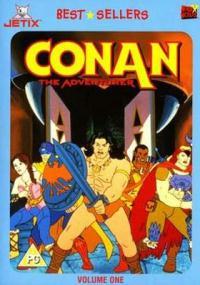 Conan: The Adventurer