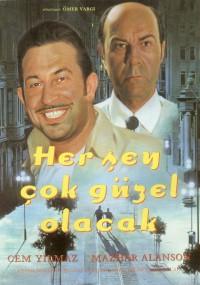 Her sey çok güzel olacak (1998) plakat