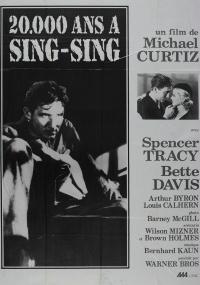 Sing-Sing (1932) plakat