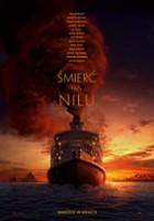 plakat - Śmierć na Nilu (2022)