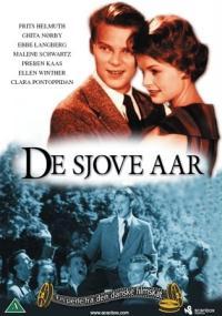 De Sjove år (1959) plakat