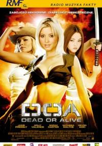 DOA: Dead or Alive (2006) plakat