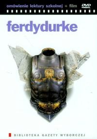 Ferdydurke (1991) plakat