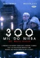 plakat - 300 mil do nieba (1989)