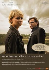 Kommissarin Heller - Tod am Weiher (2014) plakat