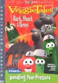 VeggieTales: Rack, Shack & Benny (1995) plakat