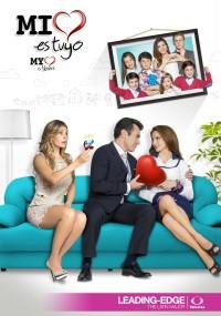 Mi Corazón Es Tuyo (2014) plakat