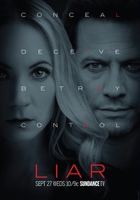 Kłamstwa (2017) plakat
