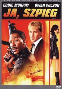 Ja, szpieg (2002) plakat
