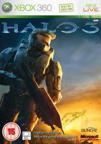 Halo 3 (2007) plakat