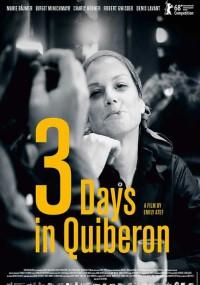 3 dni w Quiberon (2018) plakat