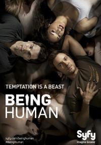 Być człowiekiem (2011) plakat