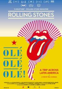 The Rolling Stones Olé Olé Olé! (2016) plakat