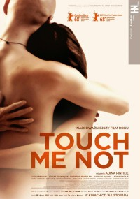 Touch Me Not (2018) plakat
