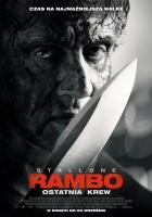 plakat - Rambo: Ostatnia krew (2019)
