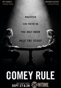 The Comey Rule (2020) plakat