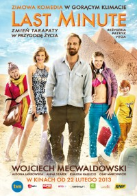 Last Minute (2013) plakat