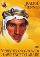 plakat - Niebezpieczny człowiek: Lawrence po Arabii (1992)
