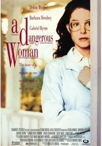 Niebezpieczna kobieta (1993) plakat