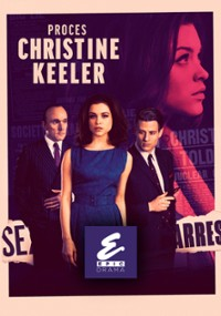 Proces Christine Keeler (2019) plakat