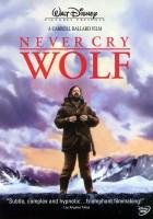 plakat - Już nigdy nie zawyje wilk (1983)