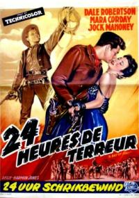 A Day of Fury (1956) plakat