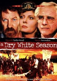 Sucha biała pora (1989) plakat
