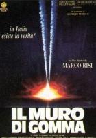 plakat - Il Muro di gomma (1991)