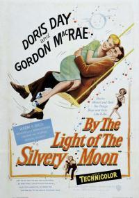 W świetle księżyca (1953) plakat