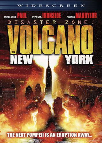 Wulkan w Nowym Jorku