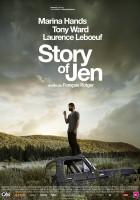 plakat - Story of Jen (2008)