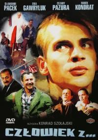 Człowiek z... (1993) plakat