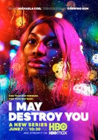 Mogę cię zniszczyć (2020) plakat